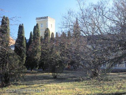 Sokolovce - barokovo-klasicistický kaštieľ