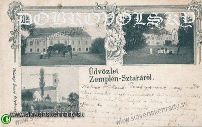 Staré - kaštieľ - zbierka MUDr. J. Dobrovolského