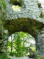 Starý hrad - brána do horného hradu