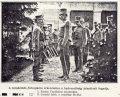 Stropkovský hrad - následník rakúsko-uhorského trónu František Ferdinand d´Este počas vojenského cvičenia v roku 1911