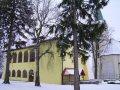 Stropkovský hrad - kaštieľ - súčasť Stropkovského hradu - severovýchodný pohľad