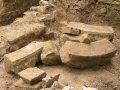 Stropkovský hrad - archeologický výskum - rok 2007