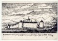 Stropkovský hrad - podoba Stropkovského hradu podľa Antona Szirmay