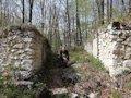 Tisovec - vstupná brána hradu