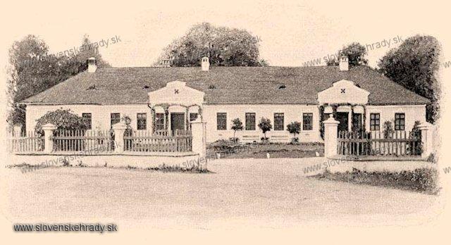 Tornaľa - kúria - zbierka Borovszky