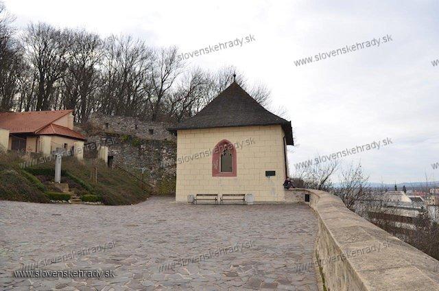 Trenčín - mestské hradby