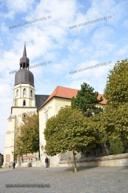 Trnava - arcibiskupský palác