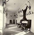 Turčianska Štiavnička - interiér kaštieľa