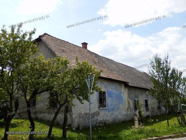 Turčiansky Michal - kúria