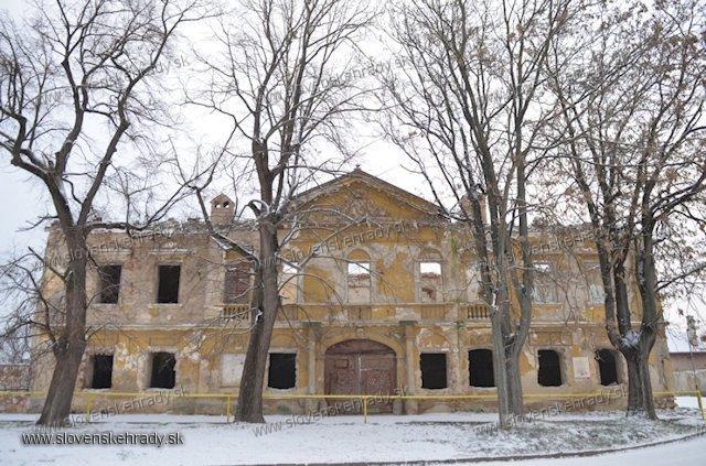 Turňa nad Bodvou - župný dom
