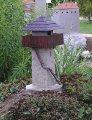 Vartovka - model veže v skanzene v Podolí