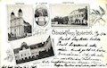 Veľké Leváre - barokový kaštieľ