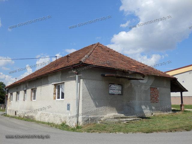 Veľký Čepčín - kúria