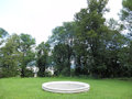 Záturčie - fontána pri kaštieli