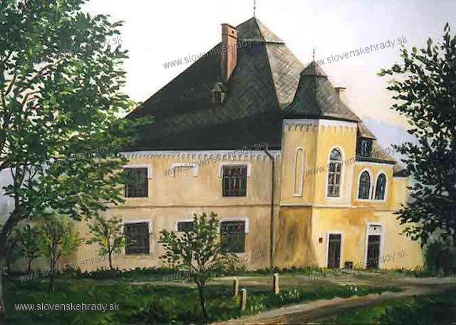 Zborov - Šeredyovský kaštieľ