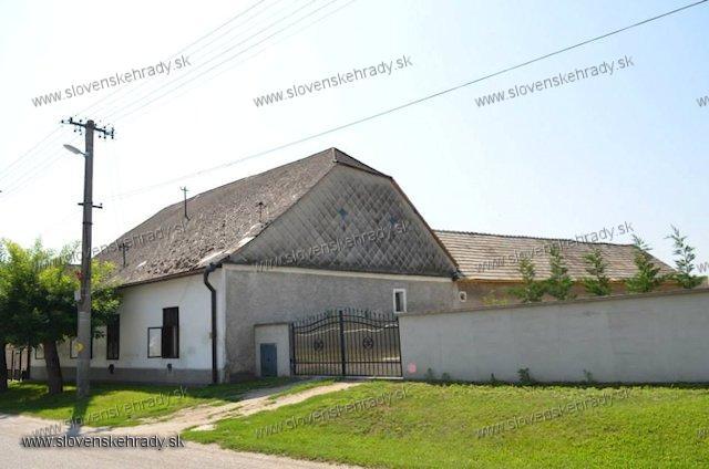 Zemianska Olča - Pálffyho kúria