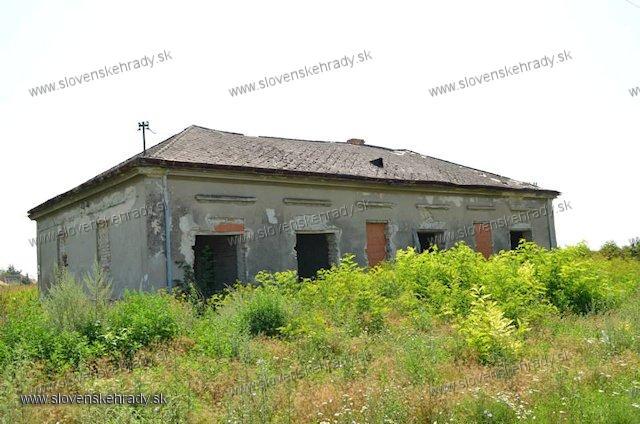 Zemianska Olča - kúria Csorbovcov