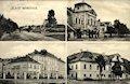 Zlaté Moravce - renesančný zbarokizovaný kaštieľ