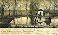Zlaté Moravce - park pri kaštieli