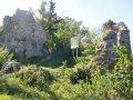 Zniev - palác dolného hradu a vežička